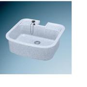 前澤化成工業 SP-K550 抗菌水栓パン(ガーデンパン)