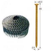 Hitachi Koki VS2565-2U ロール針金連結釘 65mm