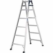 アルインコ PRS-120W ワイドステップはしご兼用脚立55mm4尺