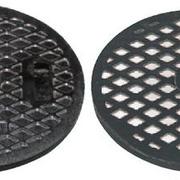 鋳鉄標準蓋・鋳鉄耐圧蓋